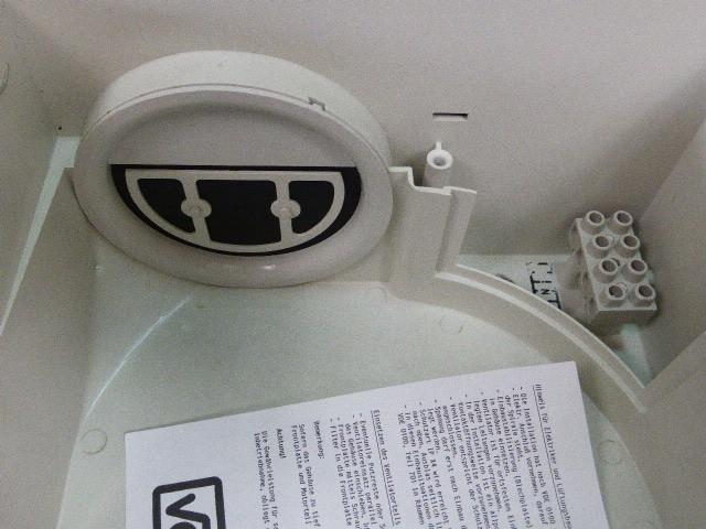 Vendux E 140 Badezimmerlüfter Unterputzgehäuse Für Wand  Und Deckeneinbau U2013  Bild 4