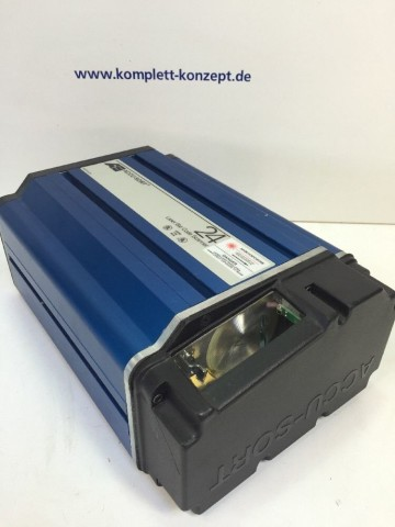 AS ACCU-SORT 24 i Laser Bar Code Scanner DRX Laser – Bild 1