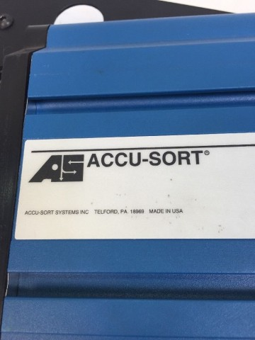 AS ACCU-SORT 24i Series II Laser Bar Code Scanner DRX Laser – Bild 5