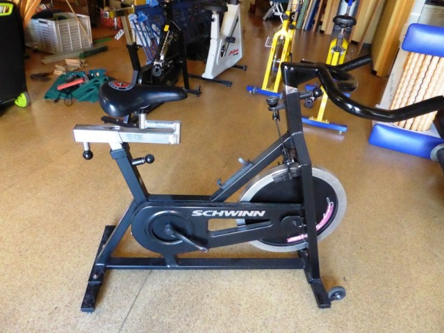 Professionelles Schwinn Spinner Cycle Cycling Bike Fitnessrad Heimtrainer – Bild 1
