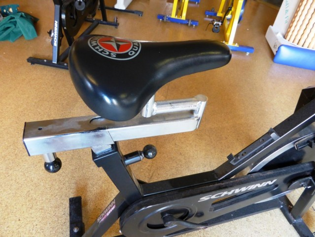 Professionelles Schwinn Spinner Cycle Cycling Bike Fitnessrad Heimtrainer – Bild 3