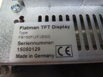 "TFT Display FlatMan Industrie Monitor FB150FUIFJBSG Panel IQ Automation 15"" 38,1 Bild 3"