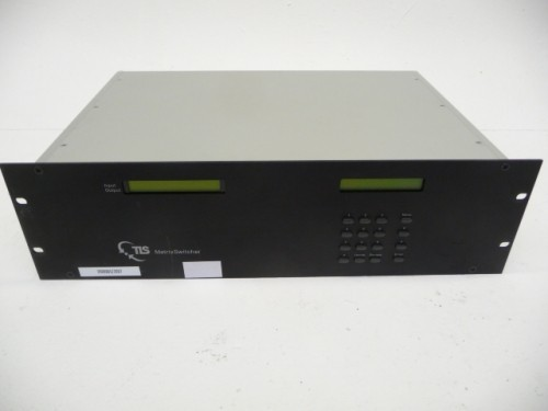 TLS Matrix Switcher 8/8 Audio VGA Switch Neupreis 4900 Euro