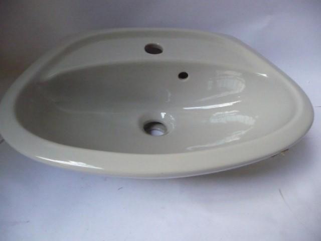 villeroy boch grangracia handwaschbecken 50x35 waschbecken manhatten grau 15. Black Bedroom Furniture Sets. Home Design Ideas